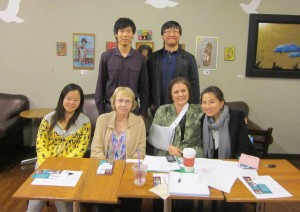AAUW meets with UNLV Students